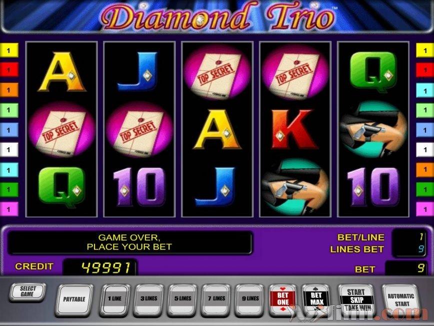 игровые автоматы diamond