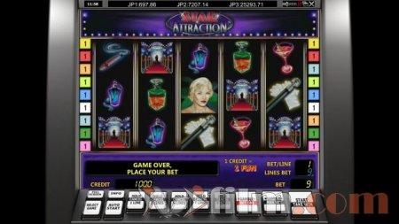Лас вегас игровая система